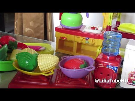 Mainan Bayi Singing Fruit With Light chef niala cut fruit mainan anak masa mp3downloadonline