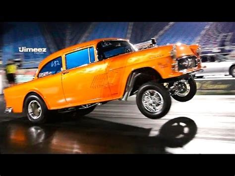 Sale Wheels 55 Chevy Bel Air Gasser Orange Mtf36 55 chevy gasser 496ci quot orange krate quot 10 46 127 49mph 10