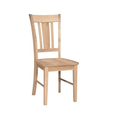 san remo side chairs wood  furniture jacksonville fl