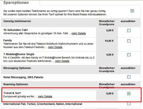 Günstiger Mba Im Ausland by Daten Roaming Mit T Mobile Im Ausland G 252 Nstiger Ins