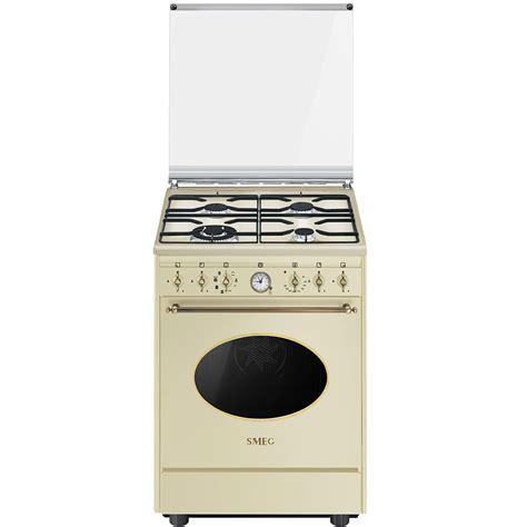 cucina a gas smeg cucine elettriche co68gmp9 smeg it