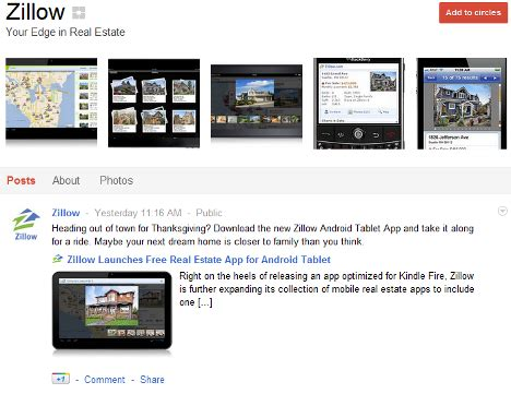 zillow google 10 great google pages for real estate professionals