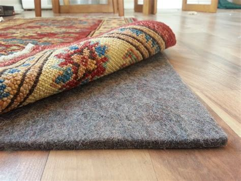 rug pads 5 tips for choosing the right dining room rug tolet insider