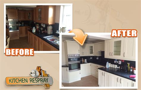 respraying kitchen cabinets all surface respray kitchen respray furniture painting