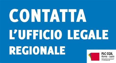 lavoro ufficio legale roma aderisci al ricorso scuola ufficio legale regionale cgil