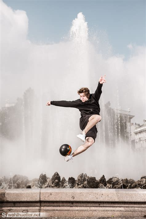 free style soccer freestyle football wahlhuetter