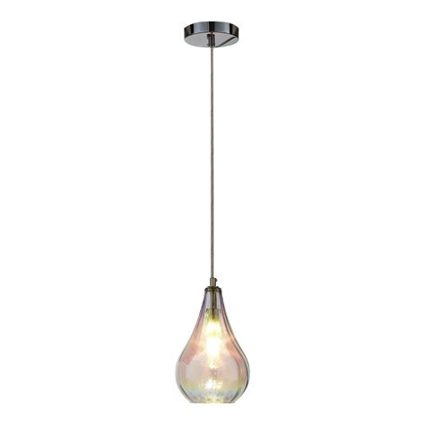 hanging glass pendant lights ove decors bose 1 light colorful glass pendant bose the