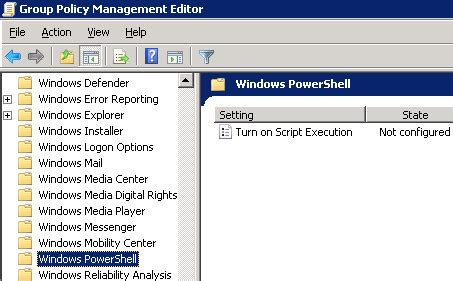 policy templates windows 7 policy administrative templates differ between