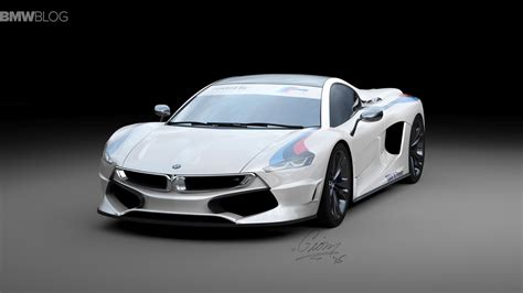 bmw supercar concept bmw m1 design concept renderings