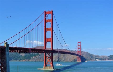 Golden Gate Bridge Supreme Iphone All Hp wallpaper ship bridge san francisco golden gate the sky bay images for desktop section