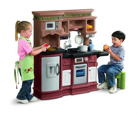 Tikes Gourmet Kitchen by Tikes Gourmet Prep N Serve Kitchen Review
