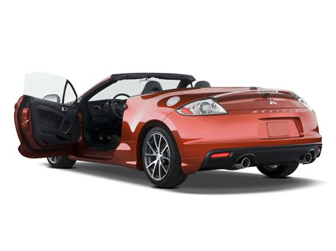 mitsubishi convertible 2012 mitsubishi eclipse spyder reviews and rating motor