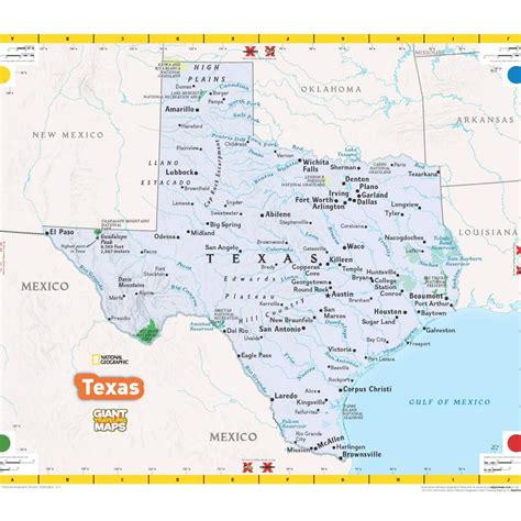 show me map of texas traveling map of texas texas alliance for geographic education texas state university