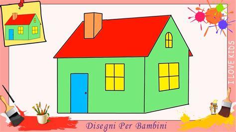 disegni casa disegni di casa come disegnare una casa facile per