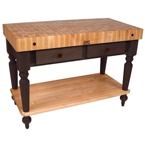 kitchen island work table john boos kitchen island work tables 48 cucina rustica kitchen work table with shelf with
