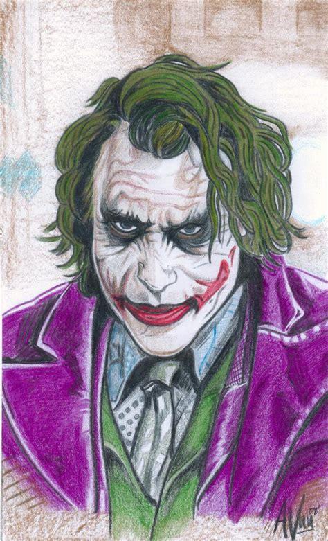 the joker colors the joker color by avuu on deviantart