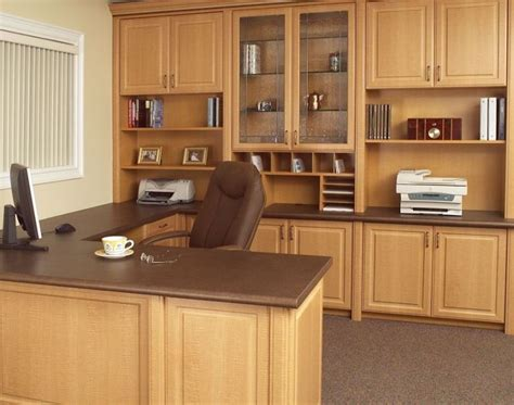 custom home office design ideas to get organized