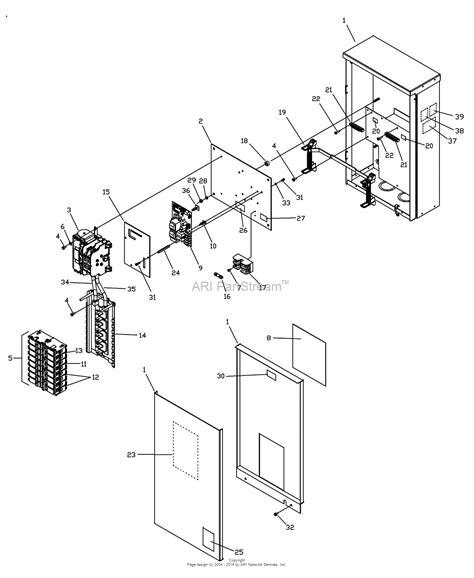 generac guardian wiring diagram generac electrical wiring