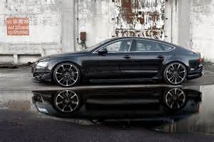audi a7 blacked out wallpaper
