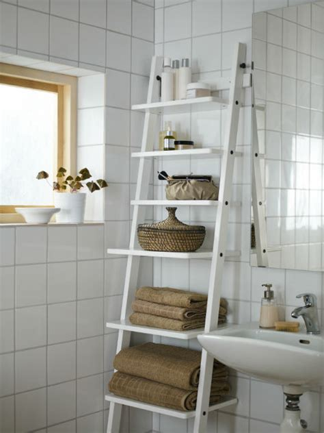 Ikea Bathroom Shelving Ikea Fan Favorite Hj 196 Lmaren Wall Shelf This Bathroom Furniture Gives You Space For Everything