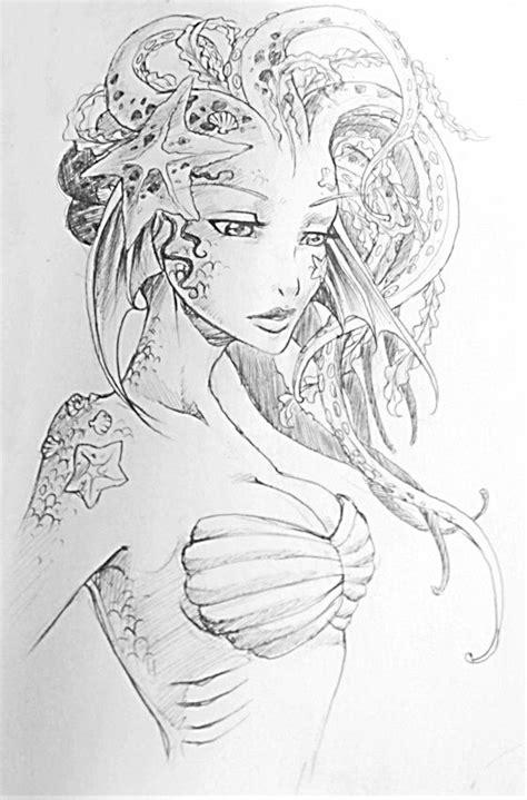 mermaid mandala coloring pages 38 best images about mermaid coloring pages on pinterest
