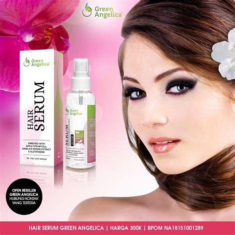 Serum Kalimantan green kalimantan green hair serum