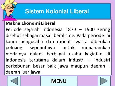 Ekonomi Indonesia Dalam Lintasan Sejarah Oleh Boediono ppt sejarah perekonomian masa liberal