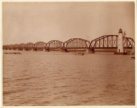 International Railroad Bridge Sault Ste