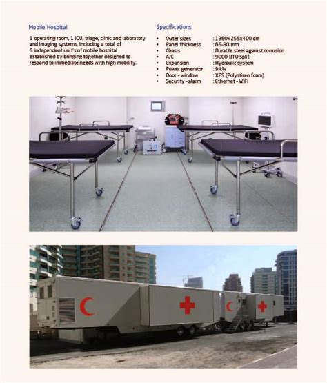 mobile hospital mobile hospital