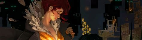 transistor gameplay time transistor on details gameplay dynamic narration aesthetic elements vg247