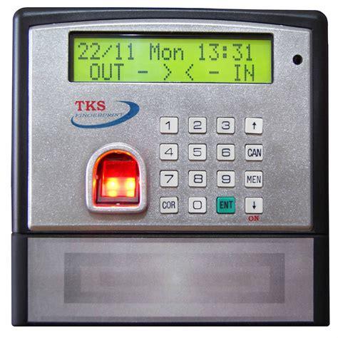 Mesin Absensi Magnetic Card mesin absensi computerized system buatan produk indonesia dilengkapi software 2013 tks fingerprint