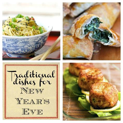 new year recipes traditional 12 traditional foods to serve on new year s