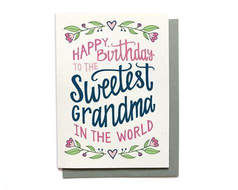 printable christmas cards for grandma printable birthday cards for grandma larissanaestrada com