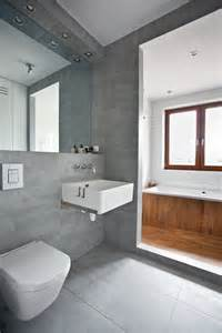 Modern Bathroom Design Grey Grey Tiled Bathroom Bathroom Bathroom