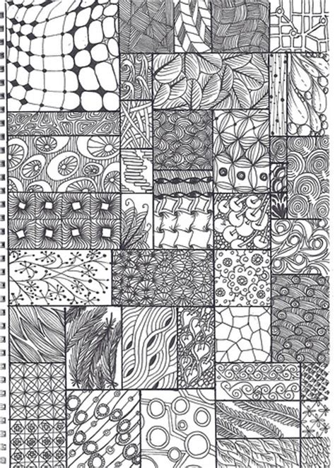 doodle patterns meaning zentangle slers a gallery on flickr
