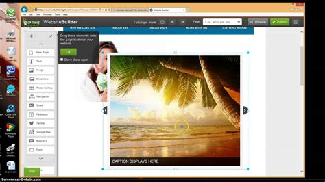 tutorial godaddy website builder godaddy website builder youtube