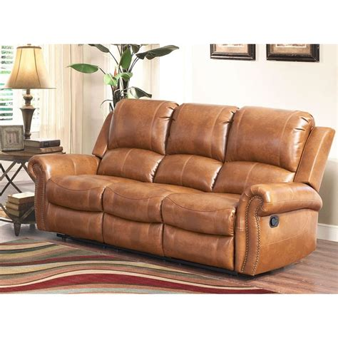 cognac leather reclining sofa best 25 brown decor ideas on brown