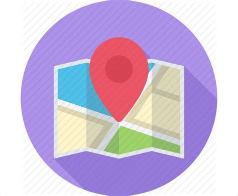 web locations 18 map icons psd vector eps format design