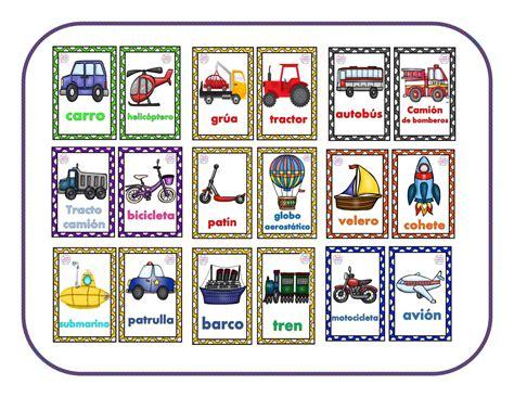 imagenes infantiles medios de transporte medios de transporte did 225 ctica educativa