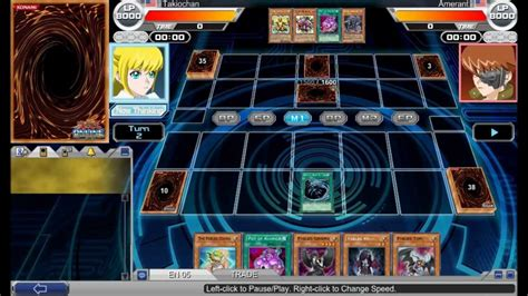 tutorial yugioh online yu gi oh online 3 duel accelerator final day part 2