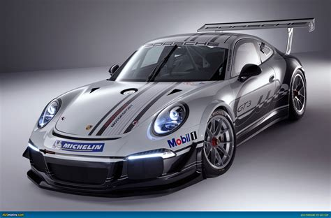 Porsche 911 Cup by Ausmotive 187 2013 Porsche 911 Gt3 Cup Revealed