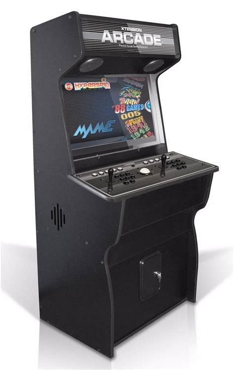 Arcade Cabinet by 32 Quot Pro Upright Xtension Arcade Cabinet Emulator Edition