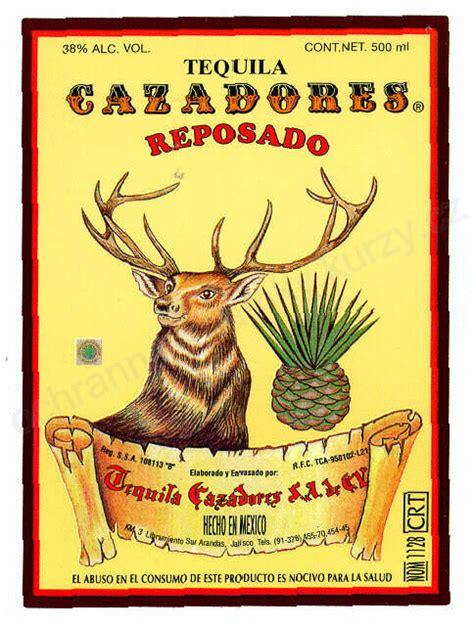 cazadores logo tequila cazadores reposado trademark owner bacardi