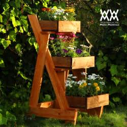 tiered planter box three tier planter woodworking for mere mortals