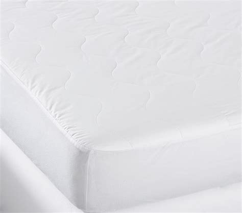 Pillow Top Mattress Pad For Crib Crib Waterproof Mattress Pad Pottery Barn