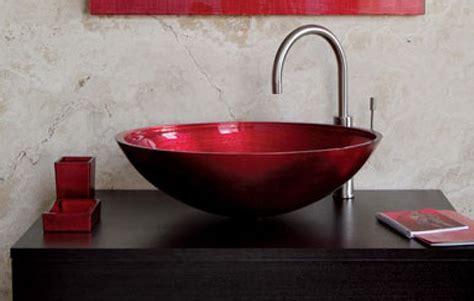 red bathroom sink bowl red bathroom sink bowl best home design 2018