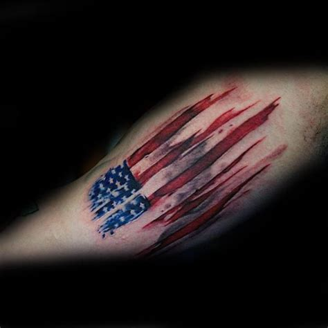 90 patriotic tattoos for men nationalistic pride design