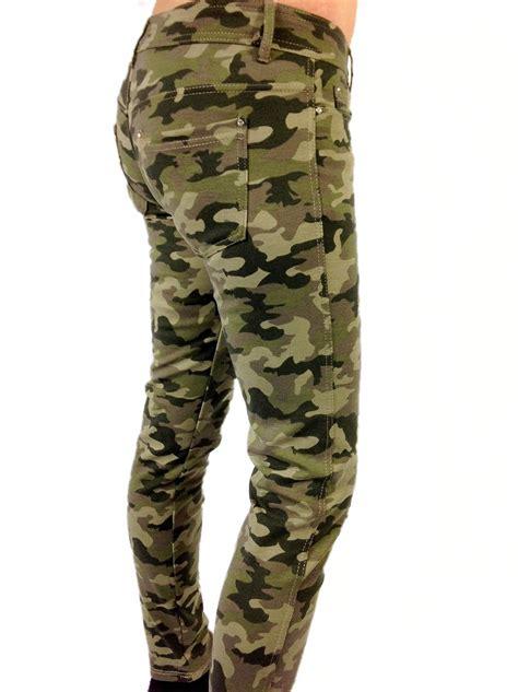 Legging Army damen army h 252 ft stretch treggings in