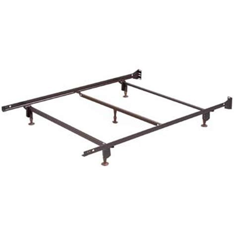Instamatic Bed Frame Leggett Platt Instamatic Bed Frames W 5 Legs Steel Stem High Glides 71 Quot Side Rails 75