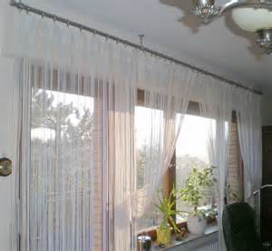 gardinenstange an decke befestigen deckenbefestigung und deckenmontage gardinenstangen